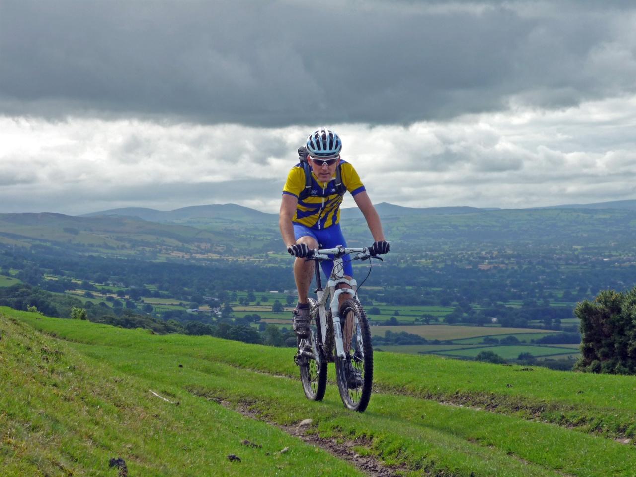 Clwyd Hills Summer 2010