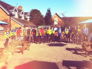 Dagfields (Short Ride) – 19th February 2012