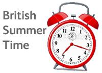 British summer time!!