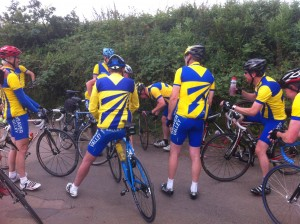 Training Rides @ Hatchmere Cross Rds