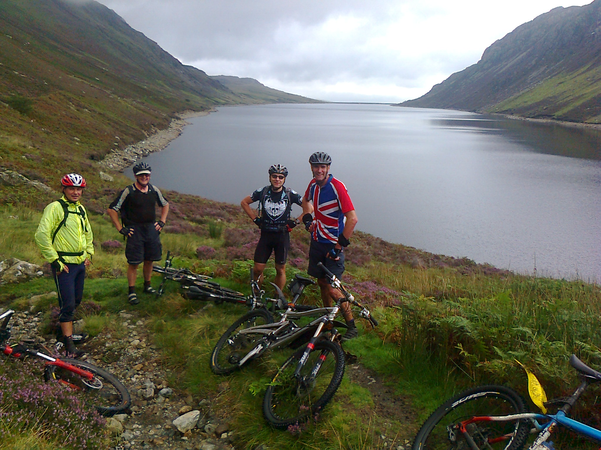 Off Road Weekend – Capel Curig and the Bwlch y Groes