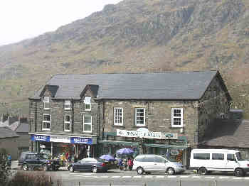 Pinnacle Cafe, Capel Curig