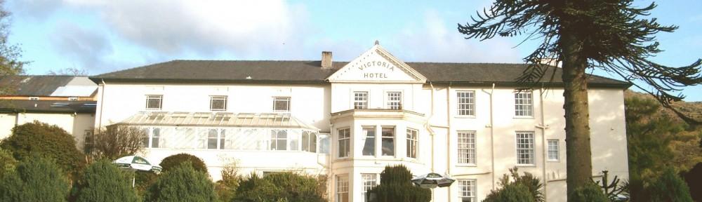 Victoria Hotel, Llanberis