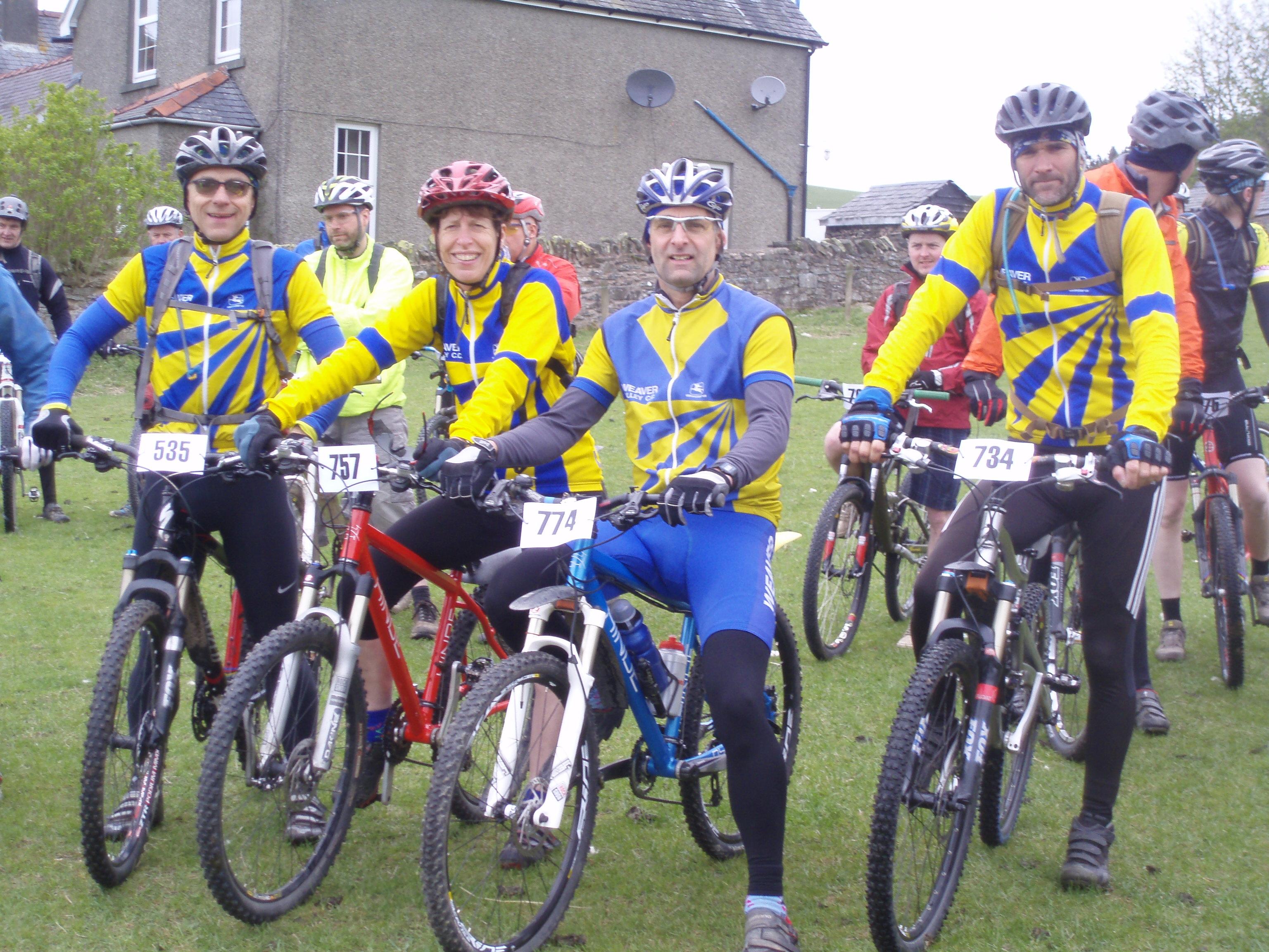 Borderlands Mountainbike Challenge 11 May