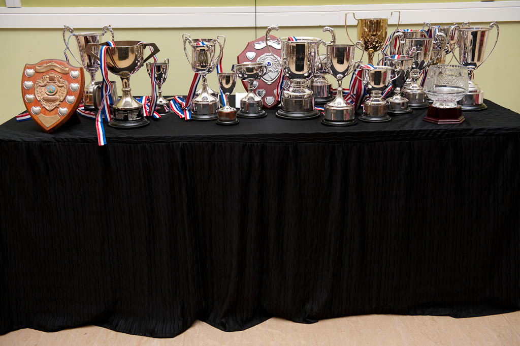Club Dinner and Awards 2014