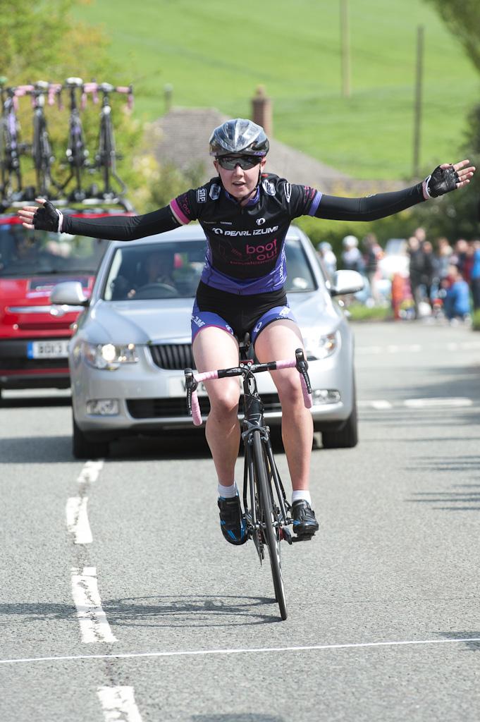 Winner - Katie Archibald