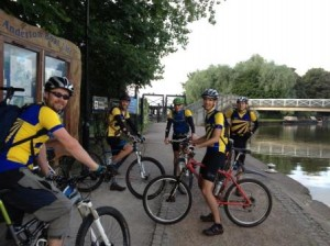 Cheshire Ring Canal Ride
