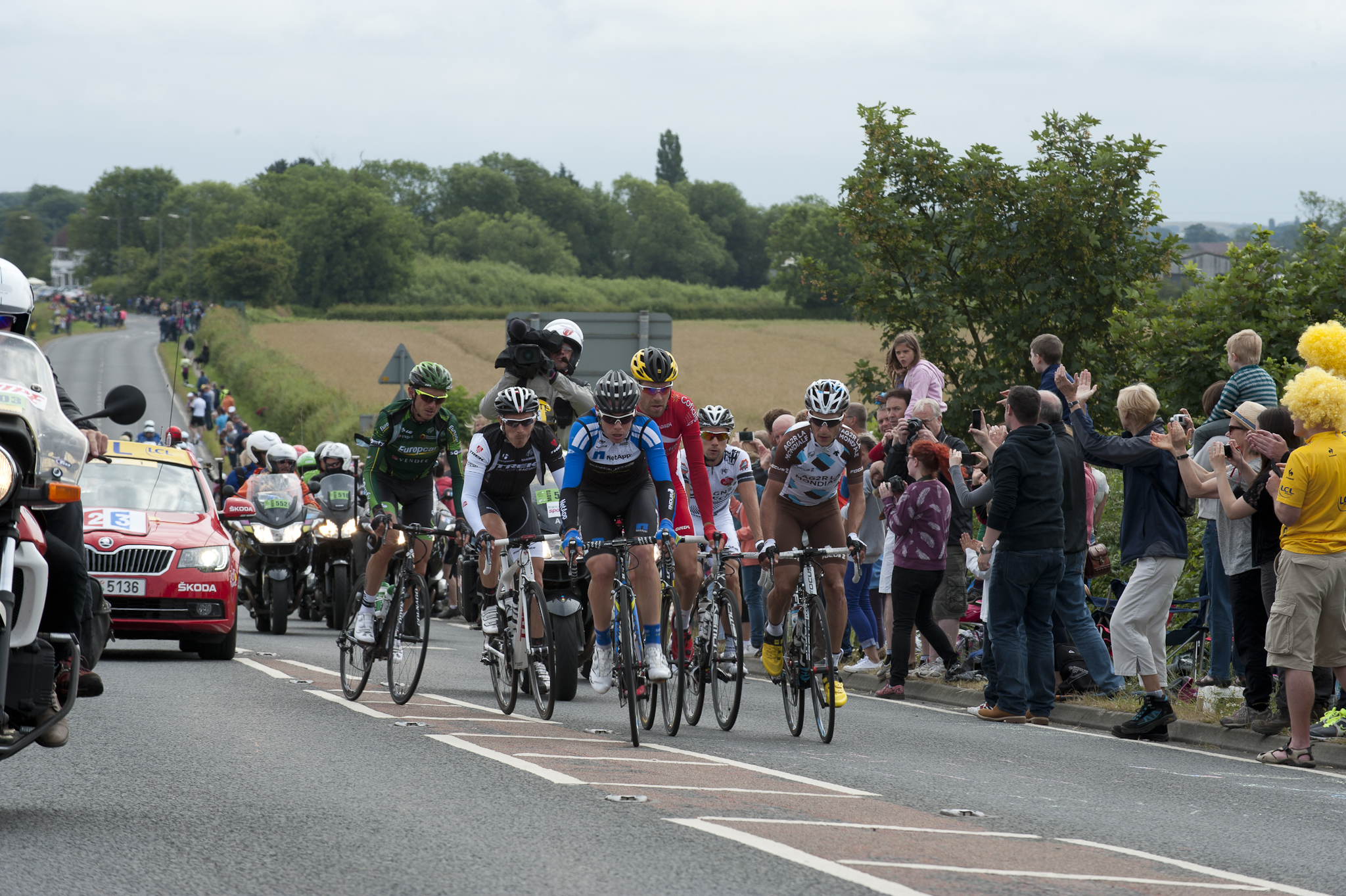 ..and then they came with a small breakaway..