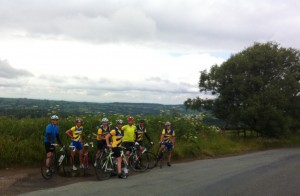 To Tittesworth and back