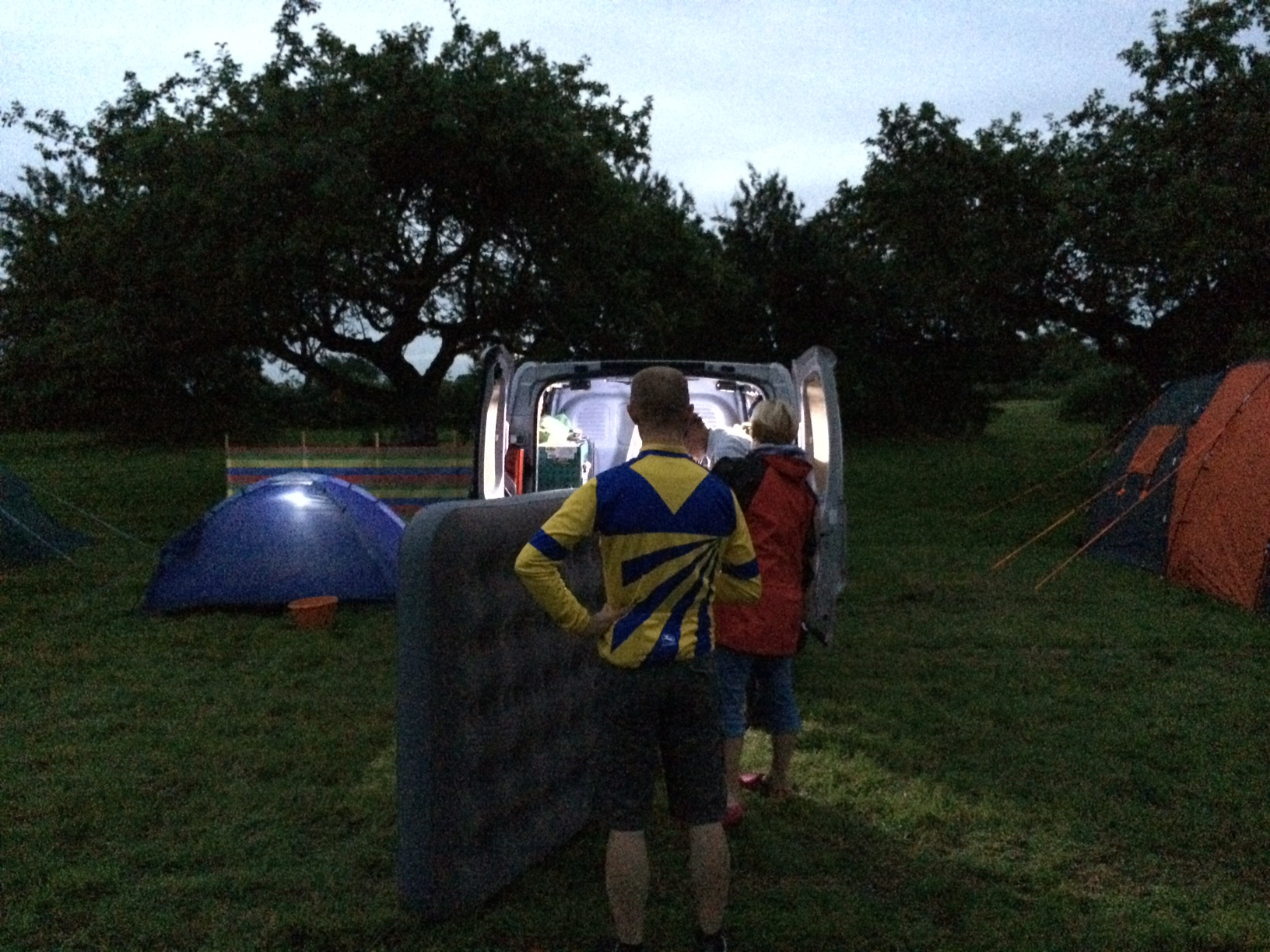 Al's midnight airbed inflating service...