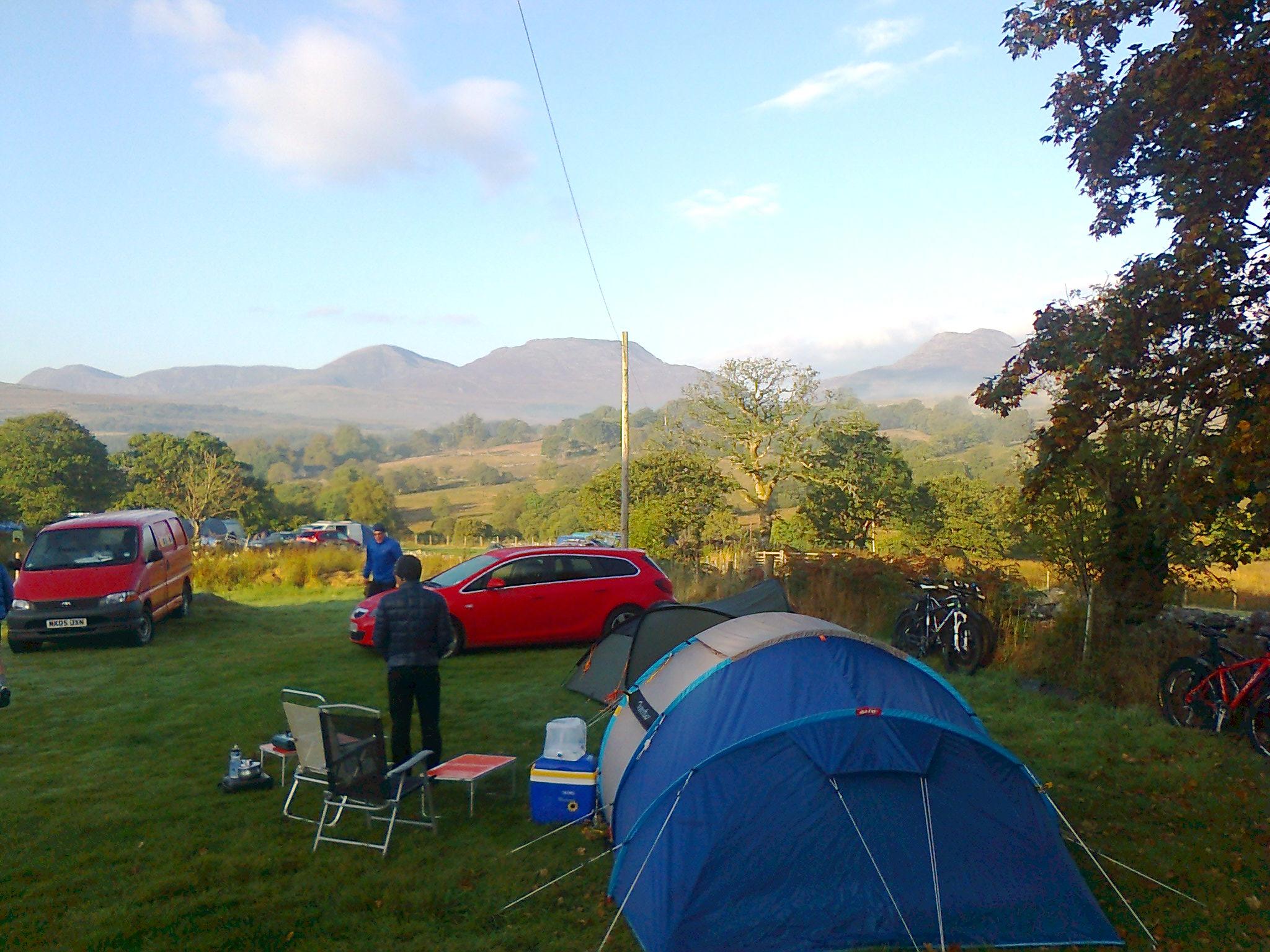 Off-Road weekend Coed y Brenin and beyond