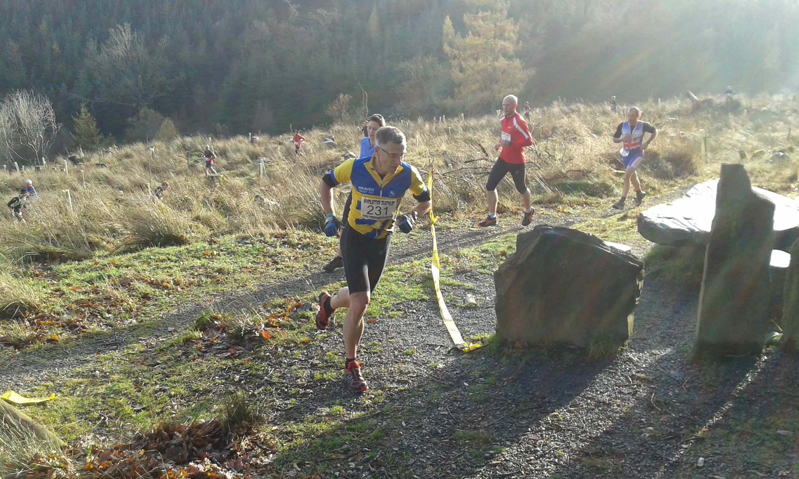 Whinlatter off road Duathlon Sun 16 Nov