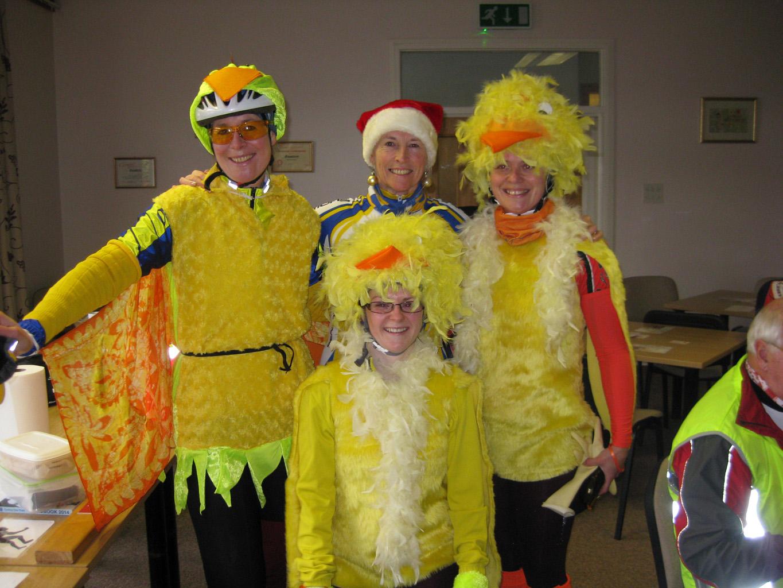 Chelford Chicks