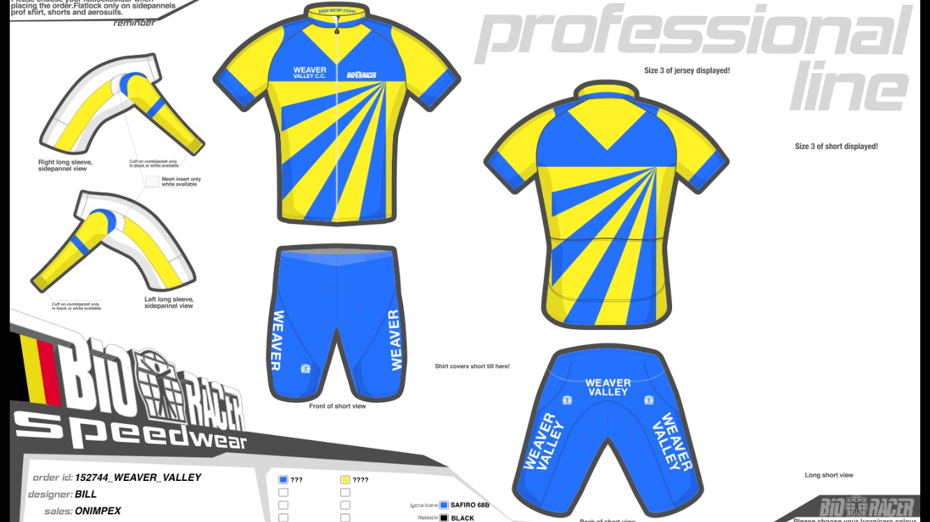 New Kit Supplier