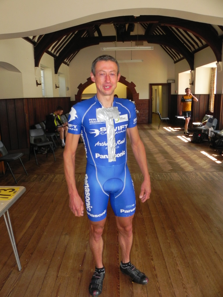 WVCC Open 25 Mile Time Trial – Saturday 8th August 2015