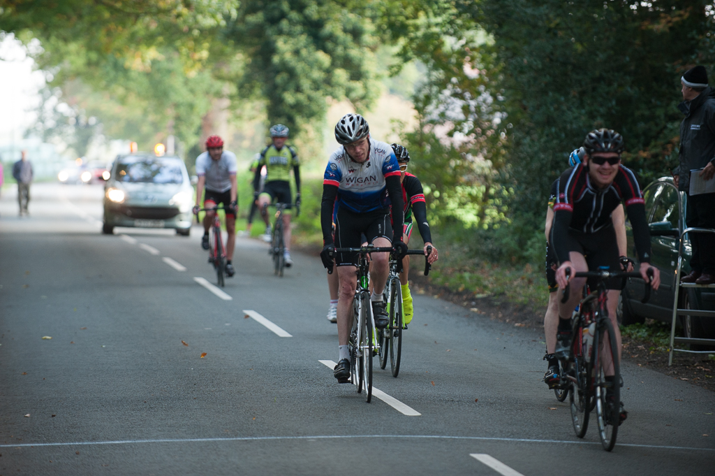 The Weaver Valley Autumn Road Race – a race organiser's perspective…