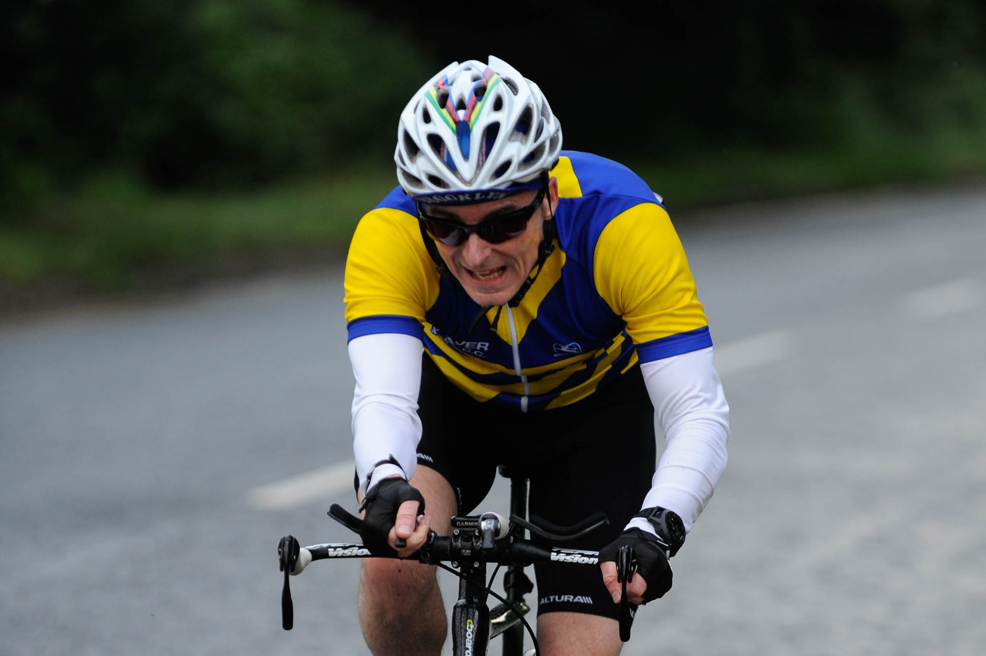 Cheshire Road Clubs – 50TT -22nd July 2017