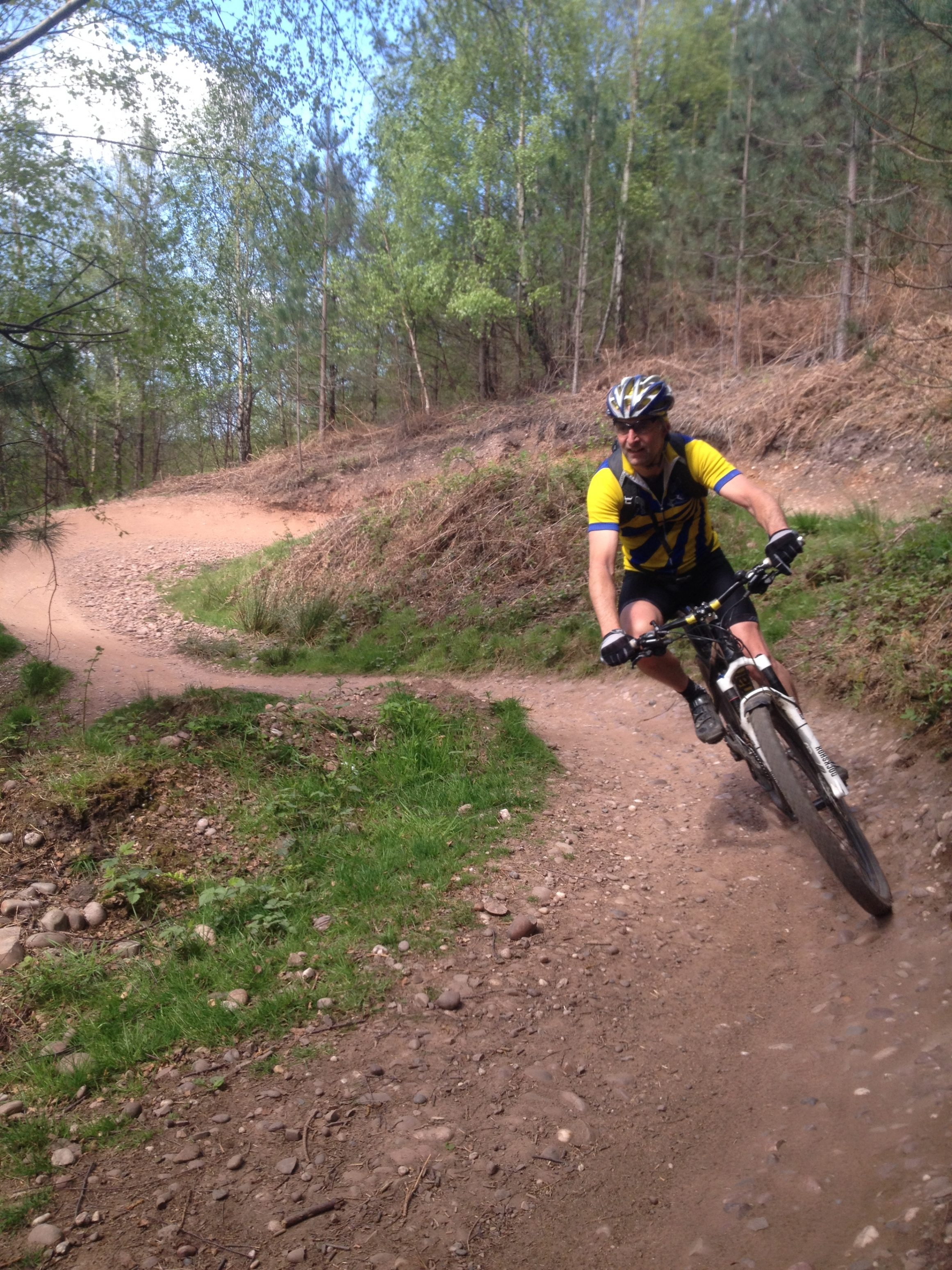 Cannock Chase. Bloody ace.